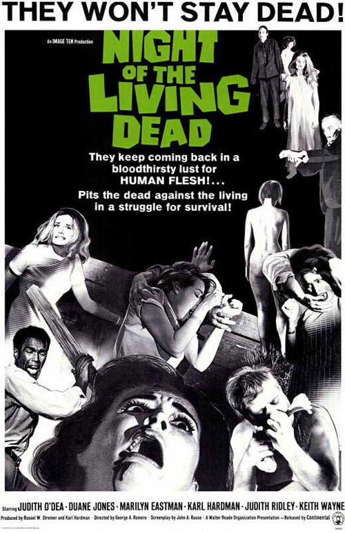 Night of the Living Dead - George A Romero