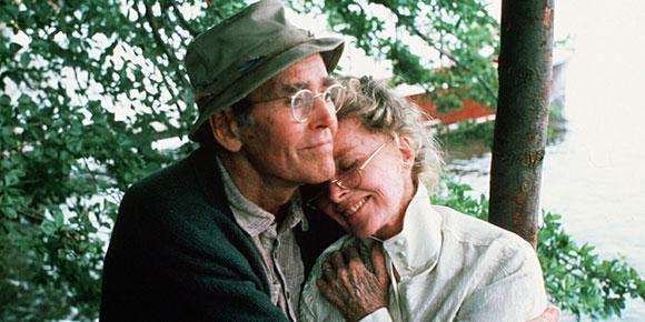 On Golden Pond, Katherine Hepburn, Henry Fonda, Top 10 Films
