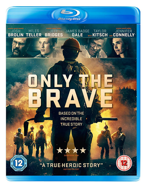 Only The Brave - UK Blu-ray