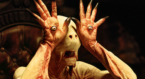 Pan's Labyrinth, Top 10 Films, Guillermo del Toro