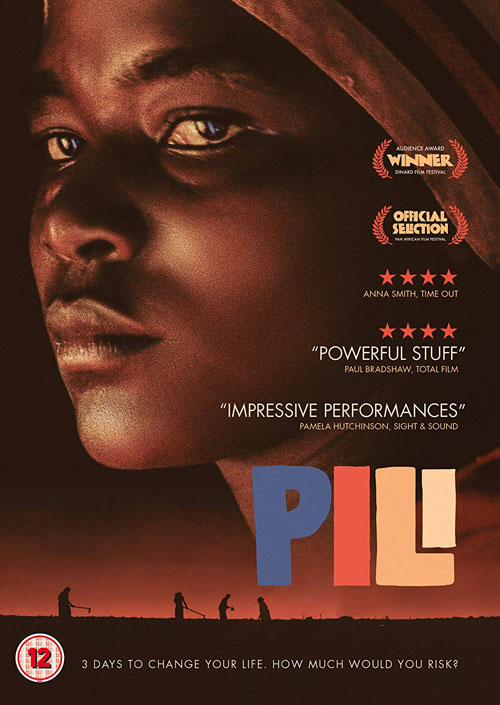 Pili - UK DVD