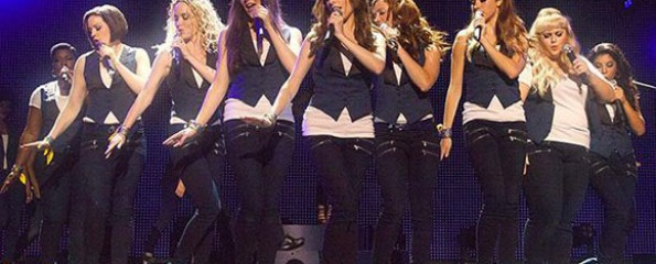 Pitch Perfect 2 directed by Elizabeth Banks / starring Anna Kendrick - Top 10 Films