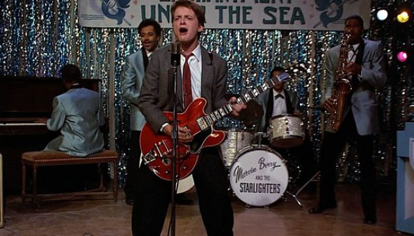 Johnny B Goode - Back Too The Future