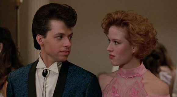 Pretty In Pink, Top 10 Films, John Hughes,