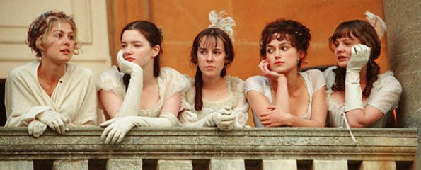 Pride and Prejudice, Keira Knightley