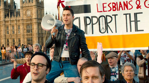Pride, Great British Film, Top 10 Films of 2014