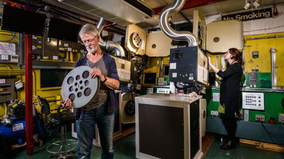 """Secrets of the Projection Box"" will give the public unique and intimate access to cinema's projection box to celebrate the film reel, the original way to exhibit a movie before digital projection took over..."