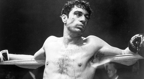 Raging Bull, Scorsese, De NIro, Top 10 Films,