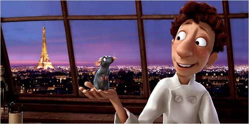 ratatouille film pixar
