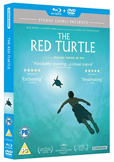Win The Red Turtle On Double Play Dvd Blu Ray