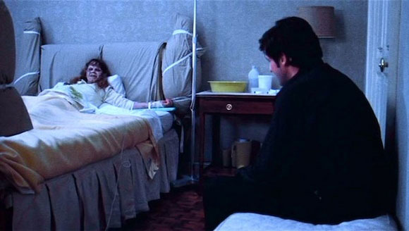 Regan, The Exorcist, William Friedkin, Scariest Film Ever Made