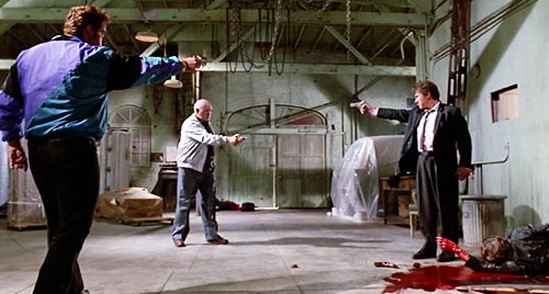 reservoir dogs, film, tarantino