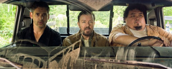Special Correspondents, Ricky Gervais - Top 10 Films