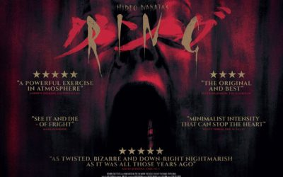 Ring - Re-release poster