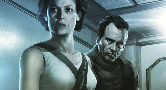 ipley and Hicks in Alien 5, Sigourney Weaver, Michael Biehn, Top 10 Films,