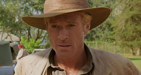 Robert Redford Top 10 Films - Out of Africa