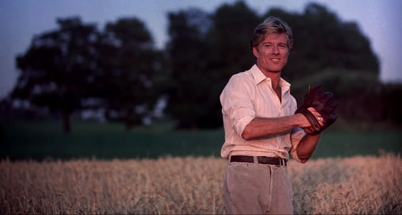 Robert Redford Top 10 Films - The Natural