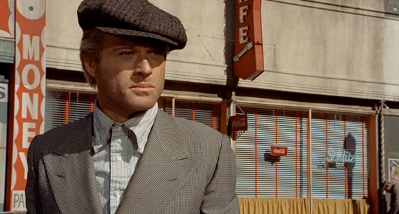 Robert Redford Top 10 Films - The Sting