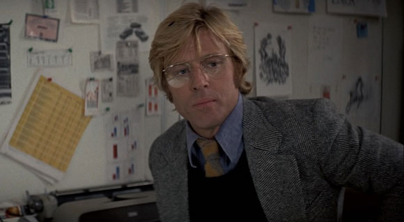 Robert Redford Top 10 Films - Three Days of the Condor