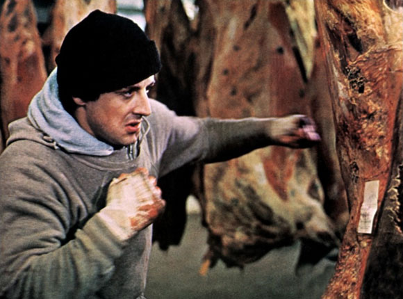 Inspire you into sport, Top 10 Films, Rocky,