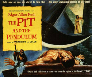 """The Pit and the Pendulum"" Marks High Point in Roger Corman's Foray Into the World of Poe"
