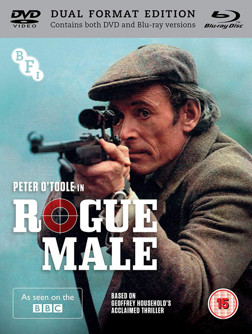Rogue Male - Peter O'Toole