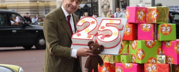Mr Bean's 25th Anniversary - Top 10 Films (London)