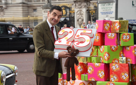 Mr Bean's 25th Anniversary - Top 10 Films (London)