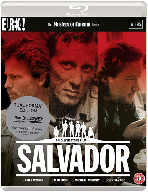 Salvador from Eureka Entertainment's Masters of Cinema Series