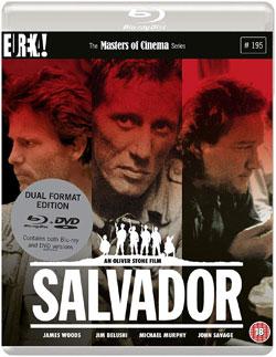 Salvador - Blu-ray UK