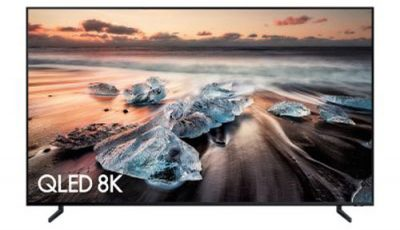 "2018 65"" Q900R Flagship QLED 8K HDR 3000 Smart TV"