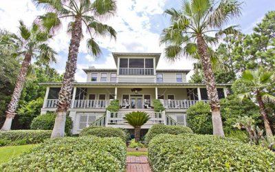 Sandra Bullock's Georgia Home