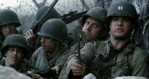 saving private ryan spielberg d-day