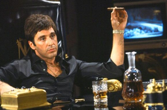 scarface, film blu ray review,