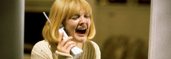 Scream, Drew Barrymore, Film, Wes Craven