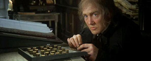 Scrooge, 1970, Albert Finney, Alec Guinness