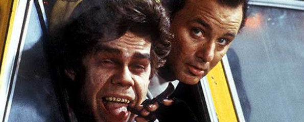 Scrooged, Frank Cross, Bill Murray