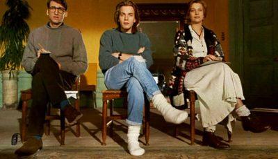 Shallow Grave, Film, (Dir. Danny Boyle; Ewan McGregor, Kerry Fox, Christopher Ecclestone)