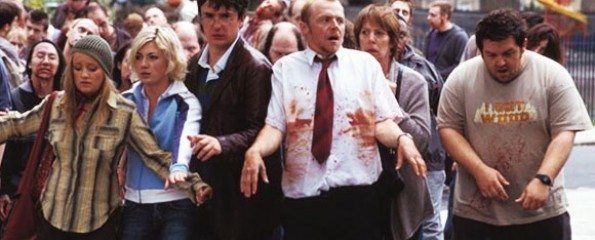 Shaun of the Dead, film review, simon pegg, nick frost