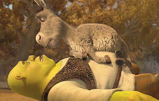 shrek, donkey, film, eddie murphy,