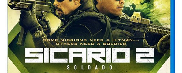 Sicario 2 - UK Blu-ray