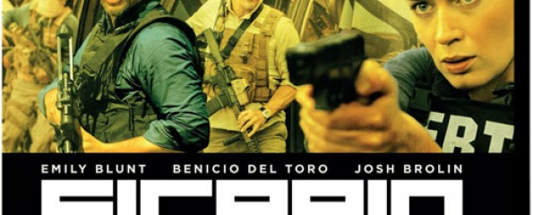 Sicario, UK Blu-ray