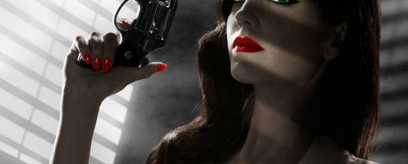 Sin City 2, Eva Green, Film, Actress, Sexy,