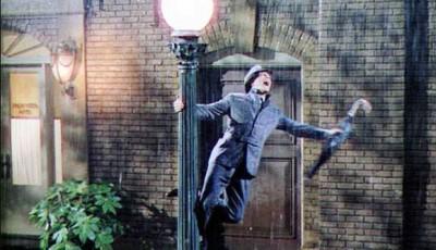 Singing In The Rain, Film, Hollywood,