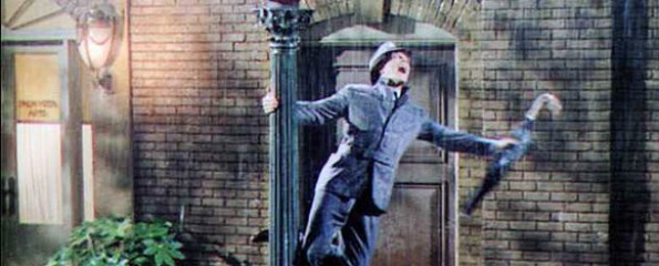 Singing In The Rain, Film, Hollywood,