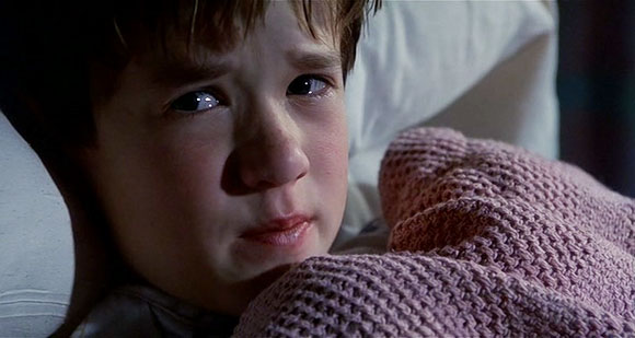 The Sixth Sense, M Night Shyamalan