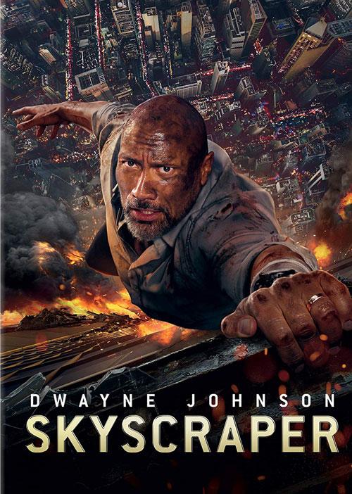 Dwayne Johnson - Skyscraper