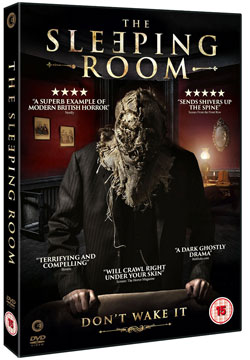 The Sleeping Room, UK DVD