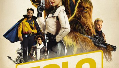 Solo - A Star Wars Story book