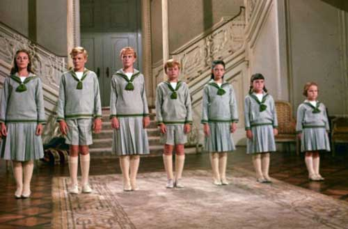 sound of music, musical, family film,